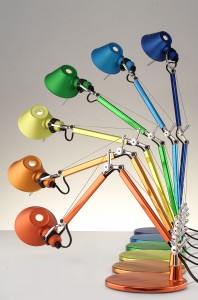 Tolomeo Tavalo from Artemide