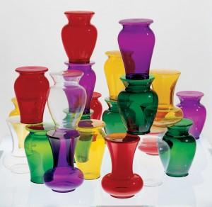 La Boheme Vases from Kartell