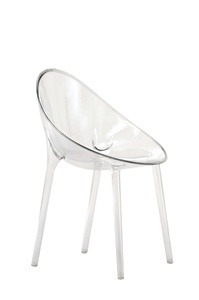 Mr Impossible by Phillipe Starck for Kartell - howver is also a product that can be enjoyed for generations
