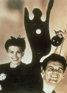 Ray und Charles Eames (Photo: www.designmuseum.org)