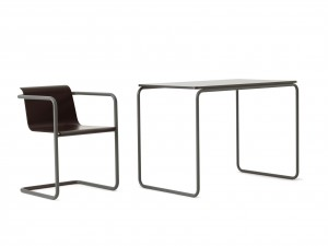 Muji manufactured by Thonet Collection  (Source: Thonet)