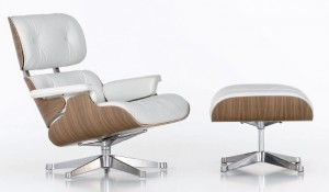 Eames Lounge Chair by Vitra - The classic view of furniture as an heirloom