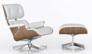 Eames Lounge Chair von Vitra - Das klassische Beispiel für Möbel als Erbstücke...