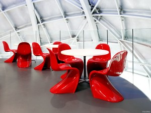 Panton Chair by Verner Panton for Vitra
