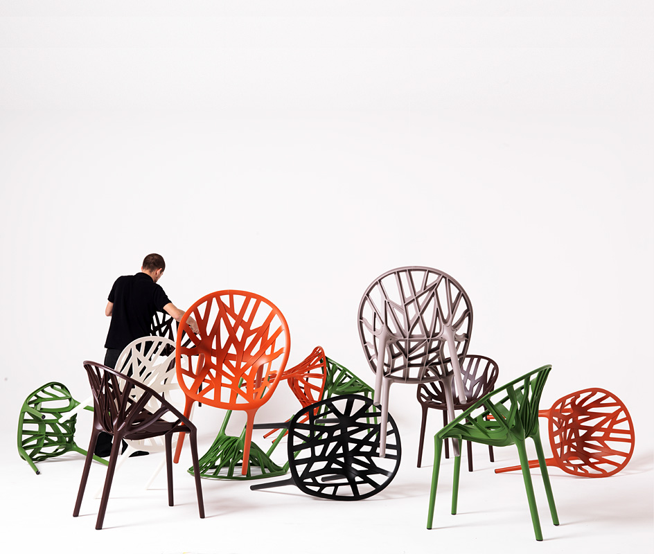 Vegetal by for Vitra