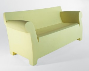 Bubble Club sofa by Phillipe Starck for Kartell