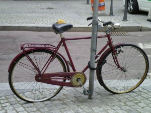 "smow in Milan - the (smow)bike after our ""off-Salone"" tour."