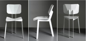 Origami Chair by So Takahashi Design at designersblock
