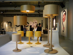 Tree lamp range by   for moooi
