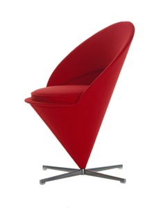 Conechair by Verner Panton for Vitra
