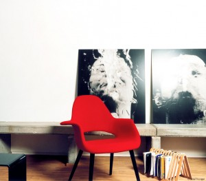Organic Chair by   for Vitra
