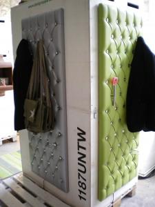 Secrets wall unit by Design Apparat