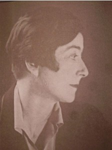 Eileen Gray (1878 -1976) Didn't Bauhaus but had close contacts with the protagonists