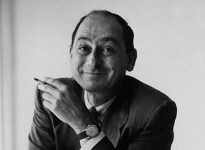 George Nelson, Designer.