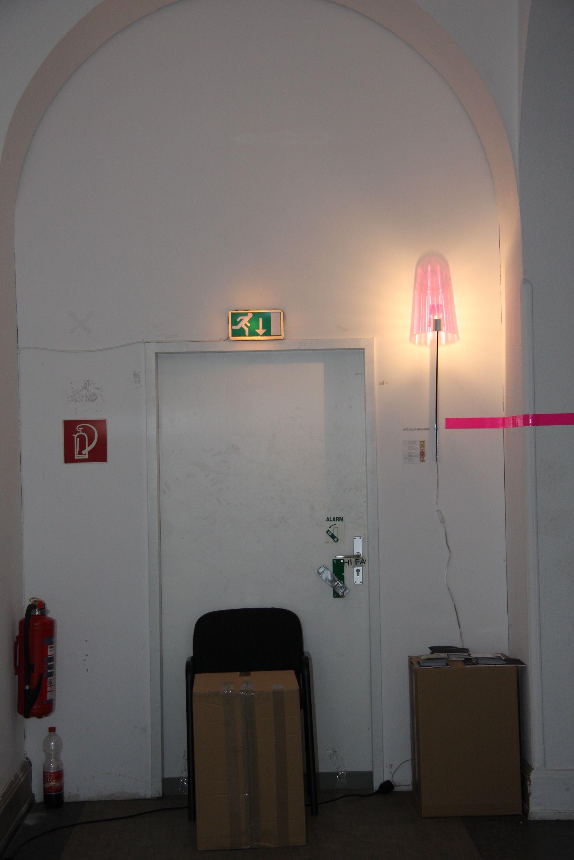 Becherlicht in our office in Köln