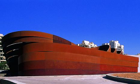 Design Museum Holon by Ron Arad