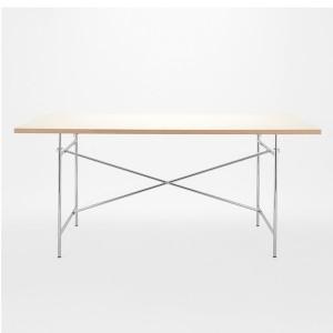Der klassische Eiermann Tisch von Egon Eiermann für Richard Lampert