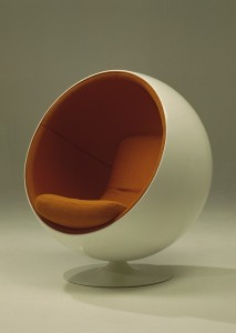 Ball chair by Eero Aarnio for Adelta - original