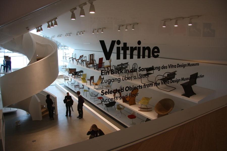 Vitrahaus: Vitrine