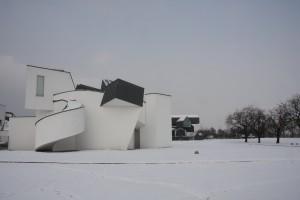 Vitrahaus and Vitra Design Museum