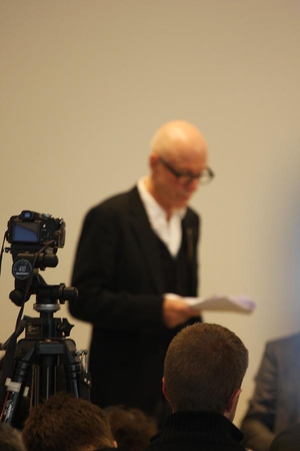 VitraHaus: Rolf Fehlbaum in the media focus