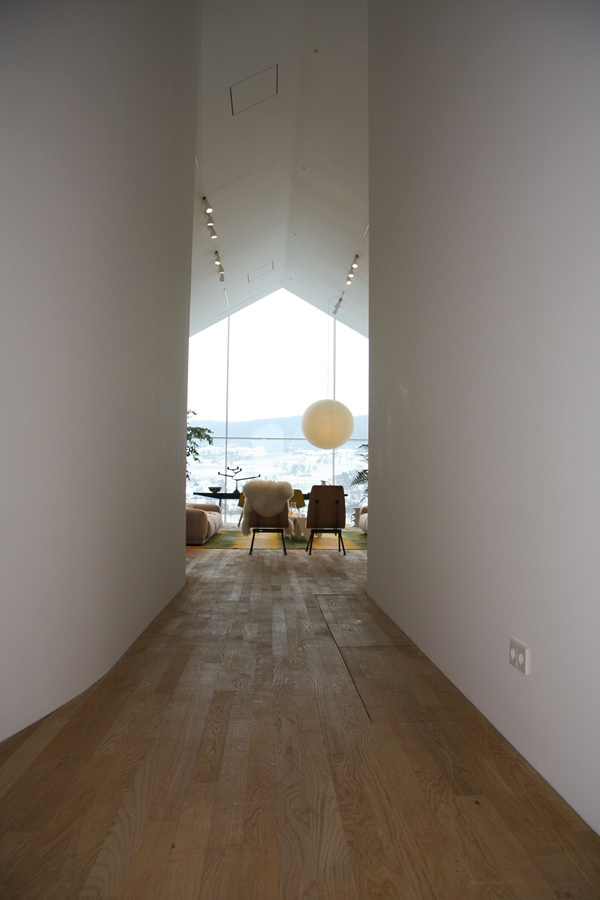 Fourth floor of the VitraHaus by