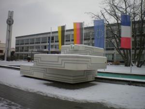 Weil am Rhein Rathaus