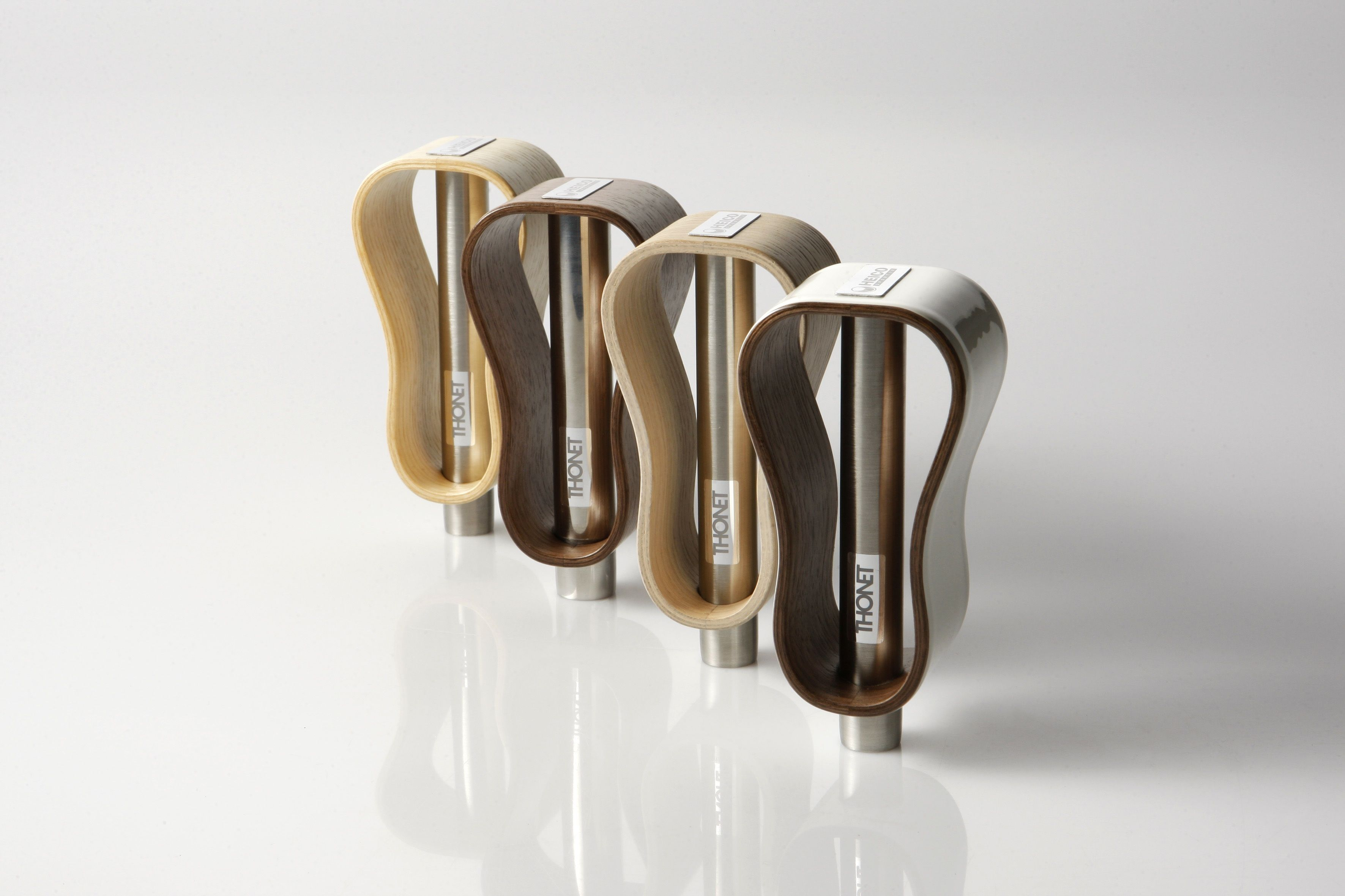 The delightful Volvo gear shift knob by Thonet
