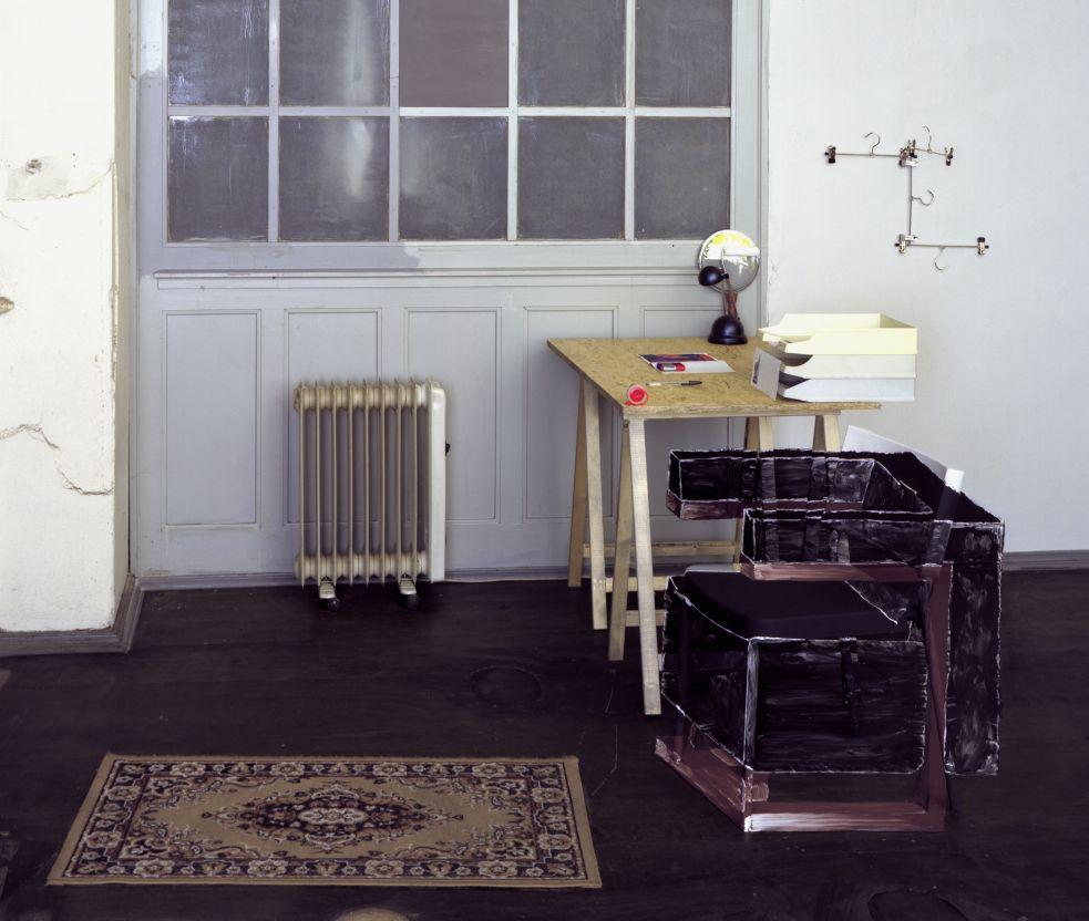 Gropius Sessel by Georg Brückmann (Foto Georg Brückmann, in situ, www.guteaussichten.org)