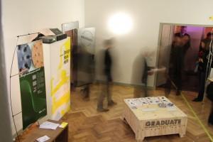 """The Burg Giebechstein """"Graduate"""" exhibition inside Design Haus Halle"""