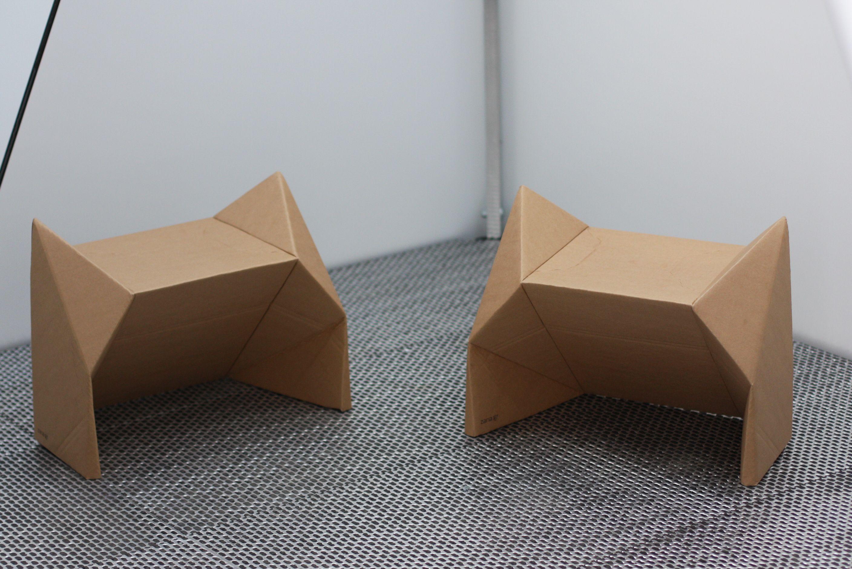 Dmy Berlin Cardboard Furniture Smow Blog English