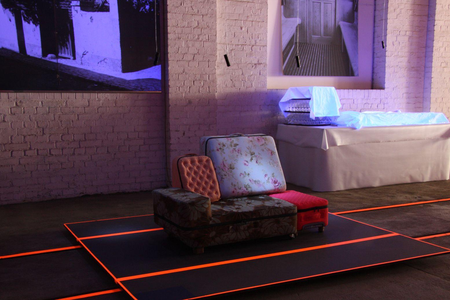 Suited case by Erik De Nijs Second place at Designpreis Halle 2010
