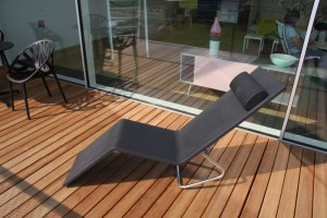 MVS Chaise by Maarten van Severen from Vitra