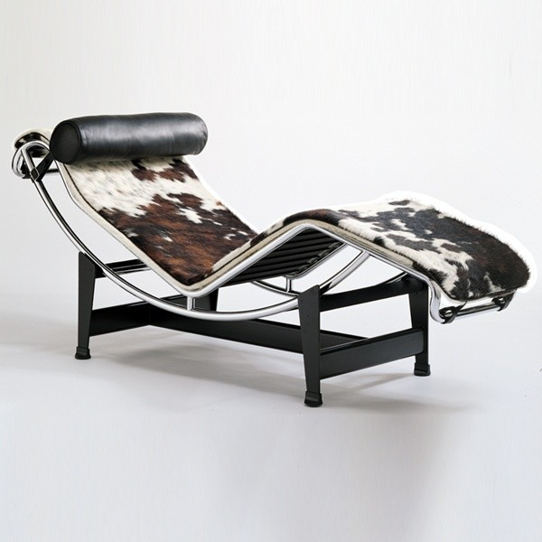 LC4 by Charlotte Perriand Le Corbusier and Pierre Jeanneret through Cassina