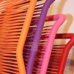 Tivoli Chair by Verner Panton through Montana: the colours of summer