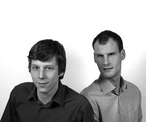 maigrau: Alexander Stamminger und Nik Back