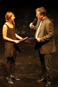 Marianne Brandt Wettbewerb 2010: Gewinnerin der Kategorie Fotografie Alexandra Grein im Gespräch mit Thomas Bille