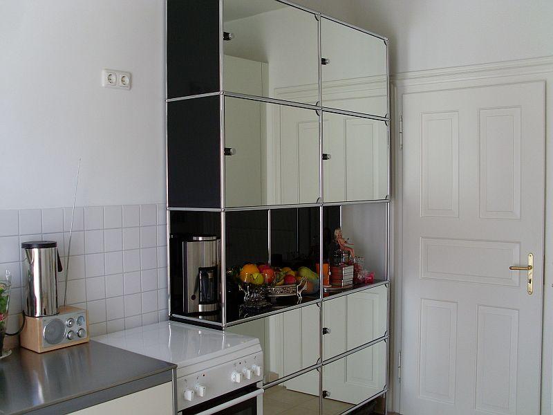 USM Haller living essentials - eine wirklich individuelle Küche