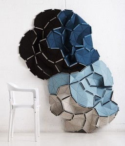 Danish Design Prize Clouds by Ronan and Erwan Bouroullec for Kvadrat