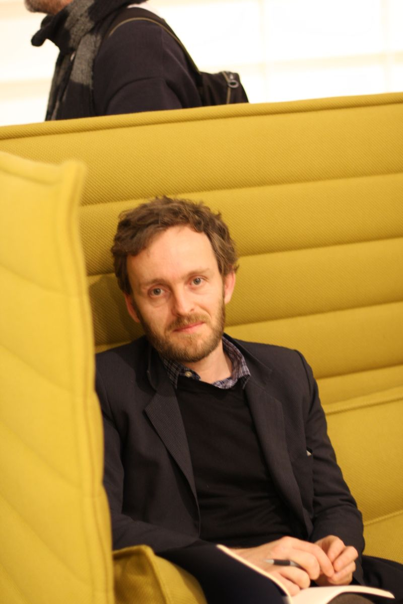 Orgatec 2010 interview erwan bouroullec smow blog english - Erwan ronan bouroullec ...