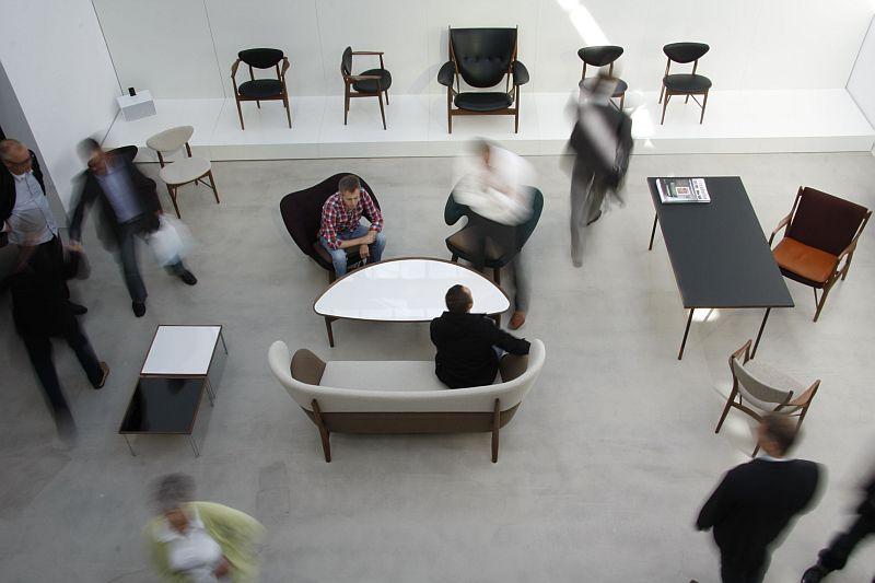 Finn Juhl through Onecollection at CODE 10, Copenhagen