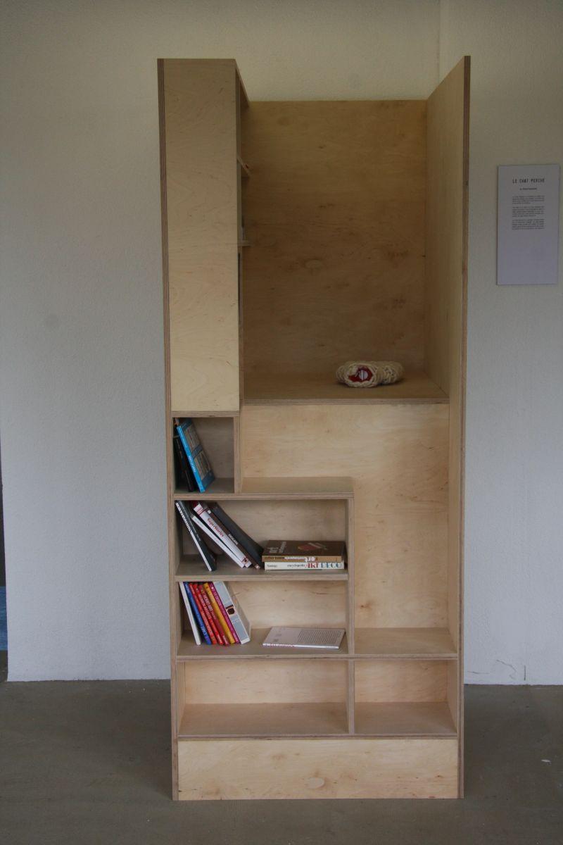 Le Chat Perche by Chloe Pouzoulet at Atelierdorp Gets Closer, Eindhoven
