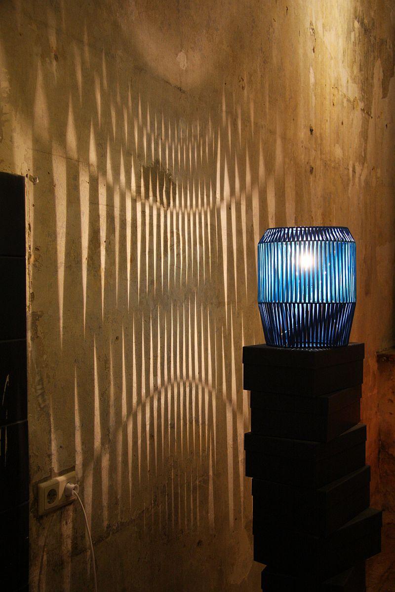 Vienna Design Week Antoinette Bader LacesLamp