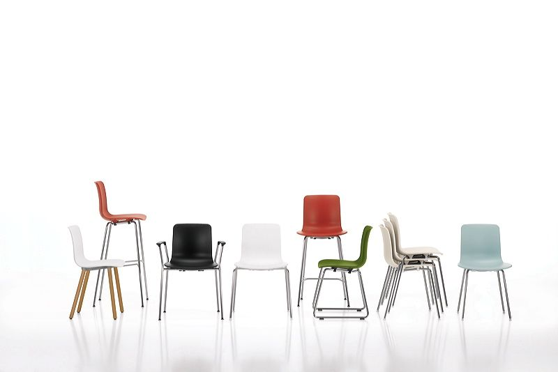 The HAL family by Jasper Morrison for Vitra