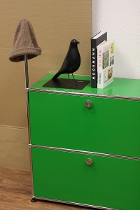 The USM Haller hat rack - a smow speciality