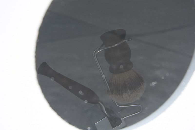 ... such a s a shaving set.