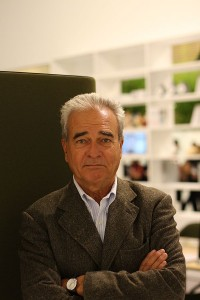 Alberto Meda @ Orgatec 2010