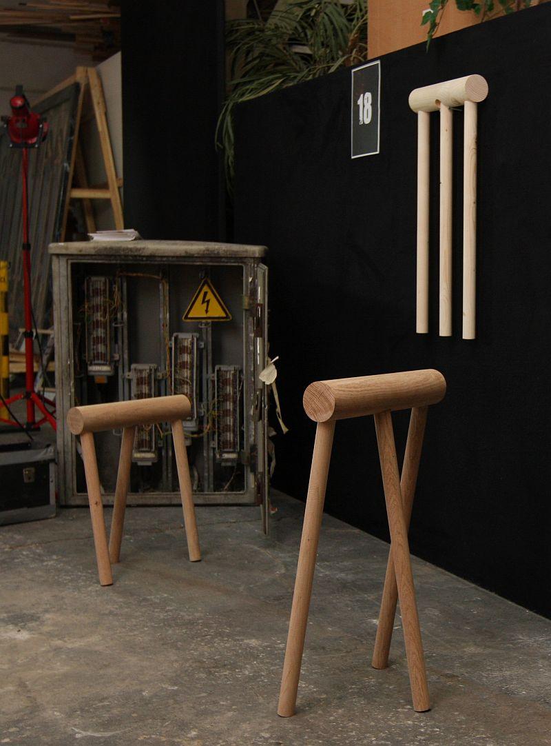 Bhocker by Marco dos Santos Pina @Design braucht Täter 2011, Cologne