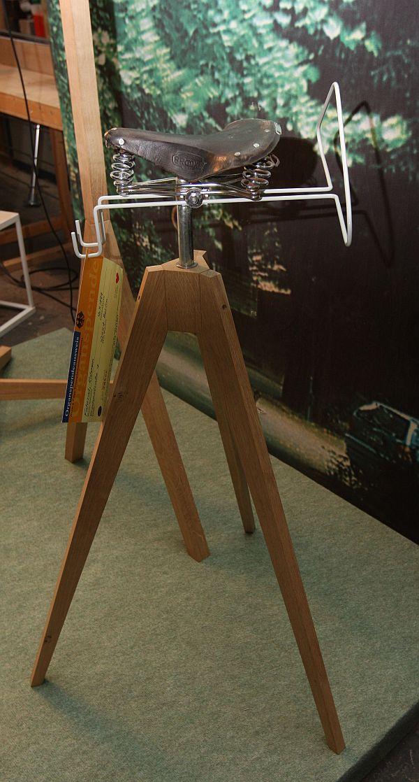 Part of the hommage au velo range by Sebastian Donath @ design braucht täter 2011, Cologne