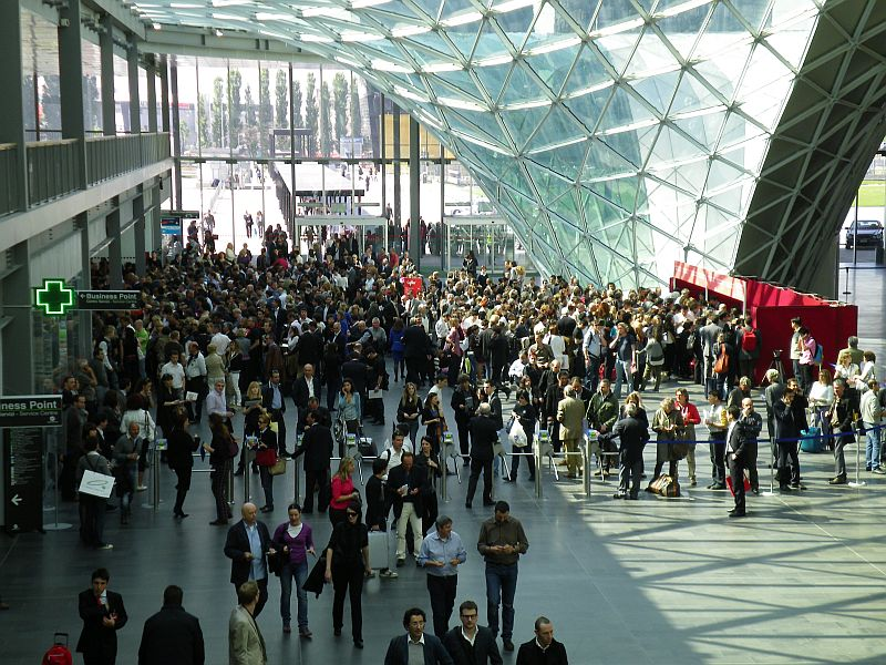 Salone Milano: Busy, but is Milan Design Week still relevant ?